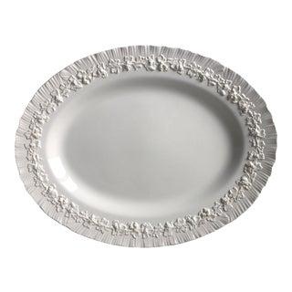 """Wedgwood Etruria Queen's Ware 16"""" Platter"""