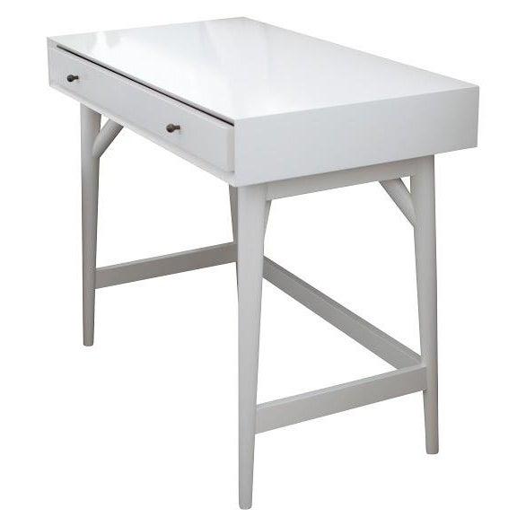 Small West Elm Mid-Century Desk - Image 1 of 4
