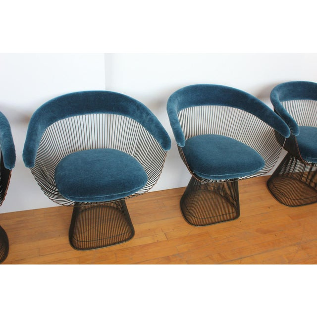 Warren Platner dining chair for Knoll - Image 2 of 3