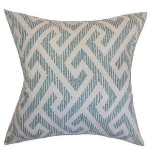 Naxoli Greek Throw Pillows - Pair