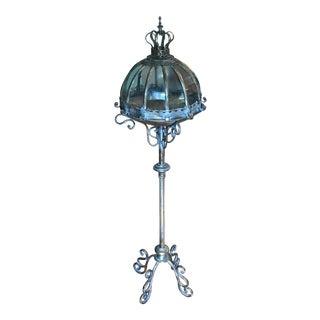 Tall Glass Terrarium Queen Dome