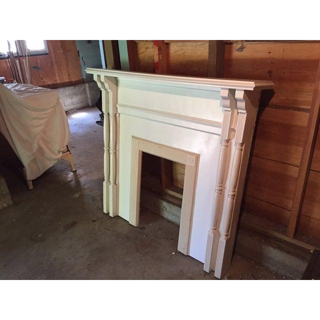 Fireplace Mantel - Image 3 of 3