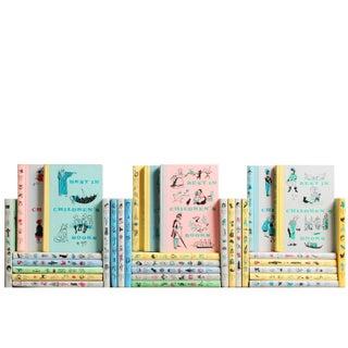 Mid Century Juvenile Classic Books - Set of 32
