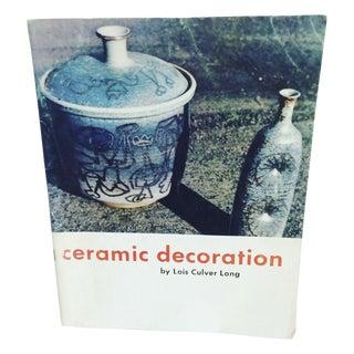 Ceramic Decoration Book Home Interiors Pottery