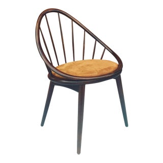 Ib Kofod-Larsen for Selig Mini Hoop Chair