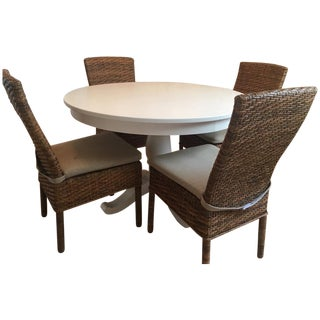 Brand New Crate and Barrel Dining Set - S/5