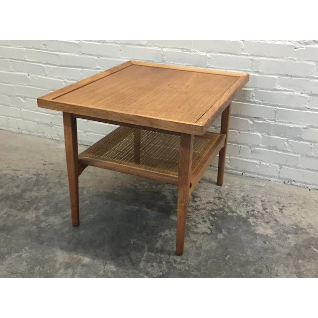 Drexel Declaration Mid Century Modern End Table