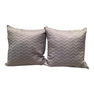 Calvin Klein Decorative Pillows - A Pair
