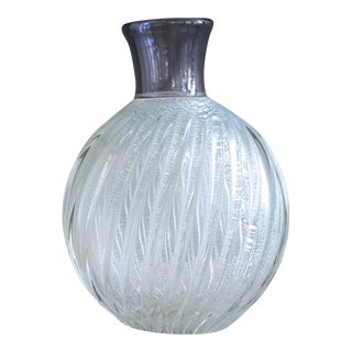 Murano Glass Vase by Archimede Seguso