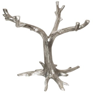 Cast Aluminum Tree Table Base / 1306