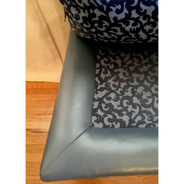 Chinese Chippendale Upholstered Chairs - Set of 4 - Image 9 of 10