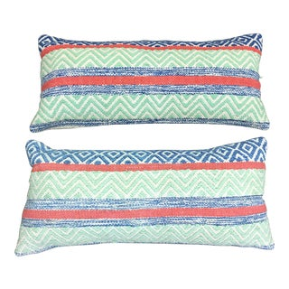Karma Living Lumbar Pillows - A Pair
