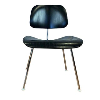 Eames for Herman Miller Ebony DCM Chair