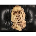 Image of Nixon See Hear Speak No Evil Vintage Candle