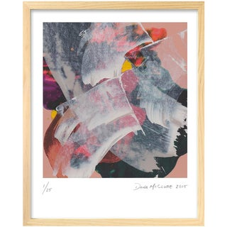 Dana McClure Palimpsest Abstract Painting Print