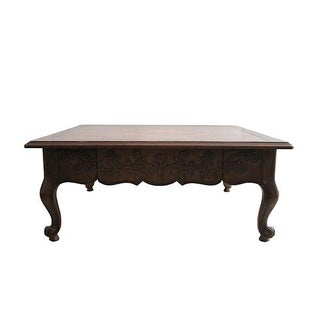 Drexel Heritage Parquetry Coffee Table