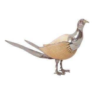 Mid-Century Binazzi Style Bird Sculpture