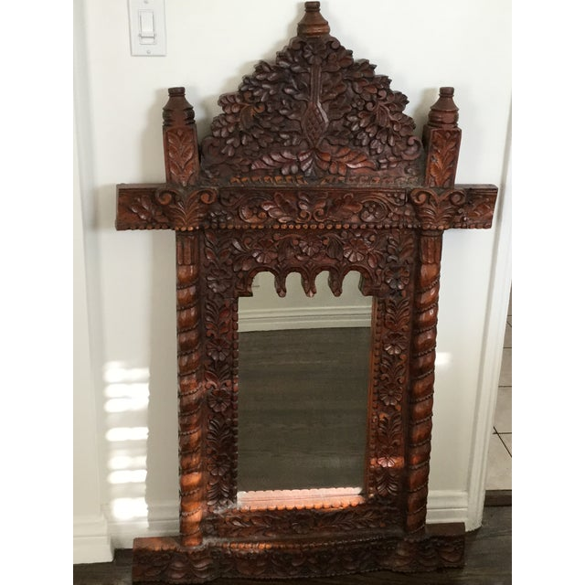 Antique Moroccan Style Mirror - Image 2 of 5
