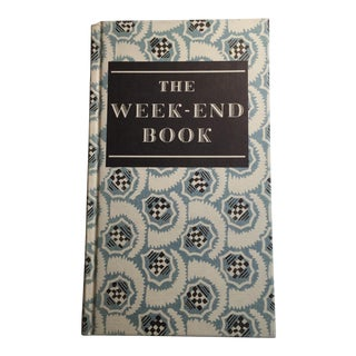 """The Week-End Book"" Francis Maynell Book"