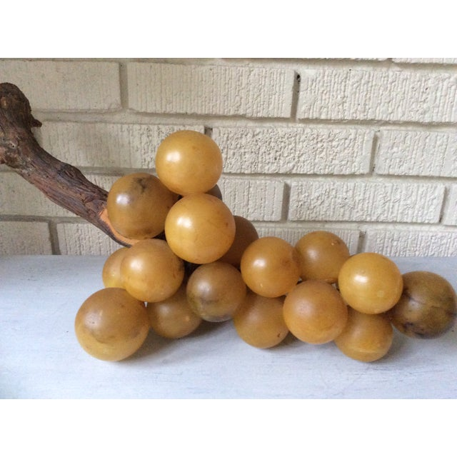 Large Italian Alabaster Grapes - Image 9 of 12
