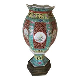 Asian Lantern Lamp
