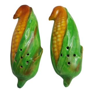 Corn on the Cob Salt & Pepper Shakers