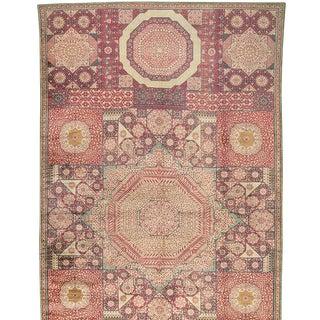 Large Oushak Carpet