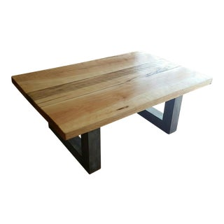 Industrial Modern Ambrosia Maple Table