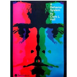 """A Behavior System"" Poster by Arnold Saks"