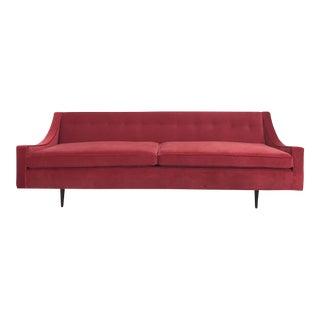Thayer Coggin Sofa by Milo Baughman