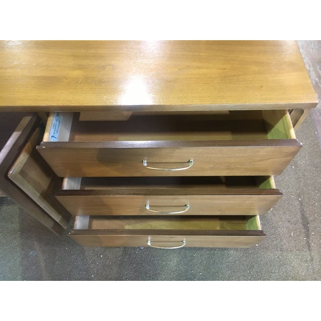 Image of Mid Century Broyhill Premier Credenza Buffet