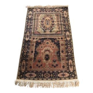 Persian Style Domestic Rug - 2′10″ × 5′8″