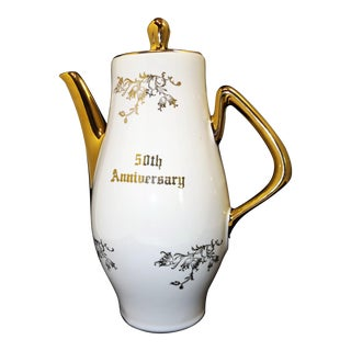 50th Aniversary Coffee Pot