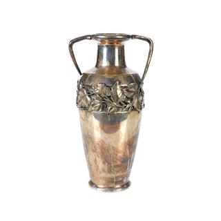Kaiser Silver 1900s Antique Art Nouveau Vase
