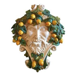 Italian Wine God Bacchus
