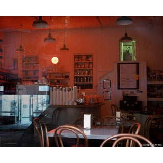 Farley's After Close - Photograph by John Vias