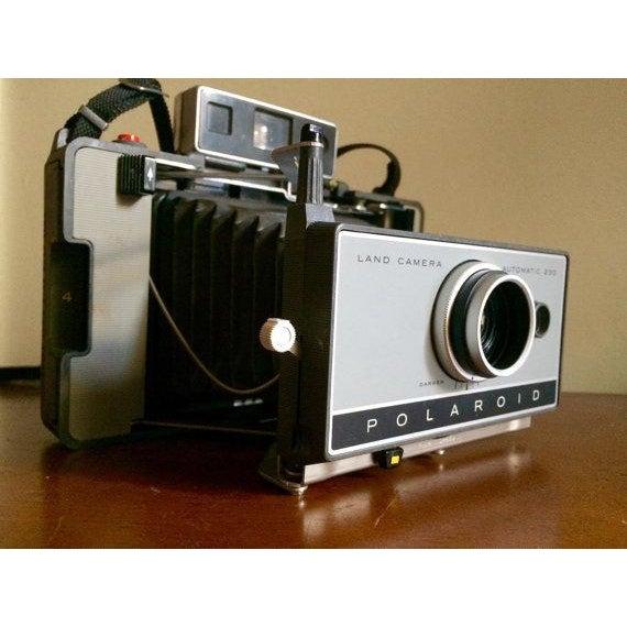 Vintage Polaroid Land Camera Model 230 - Image 2 of 6