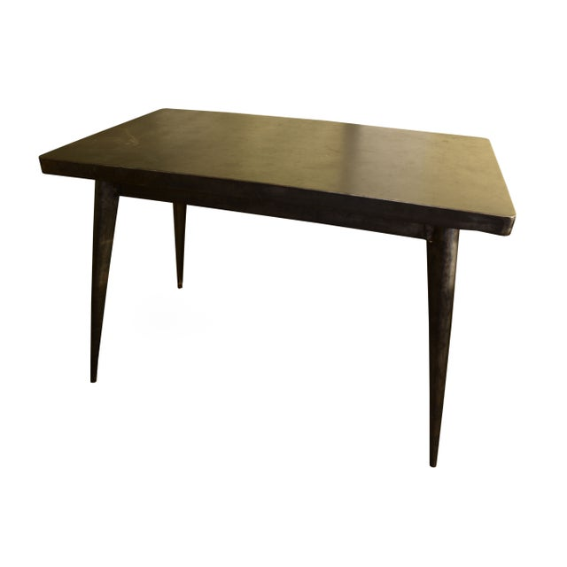 Image of French Tolix Cafe Table