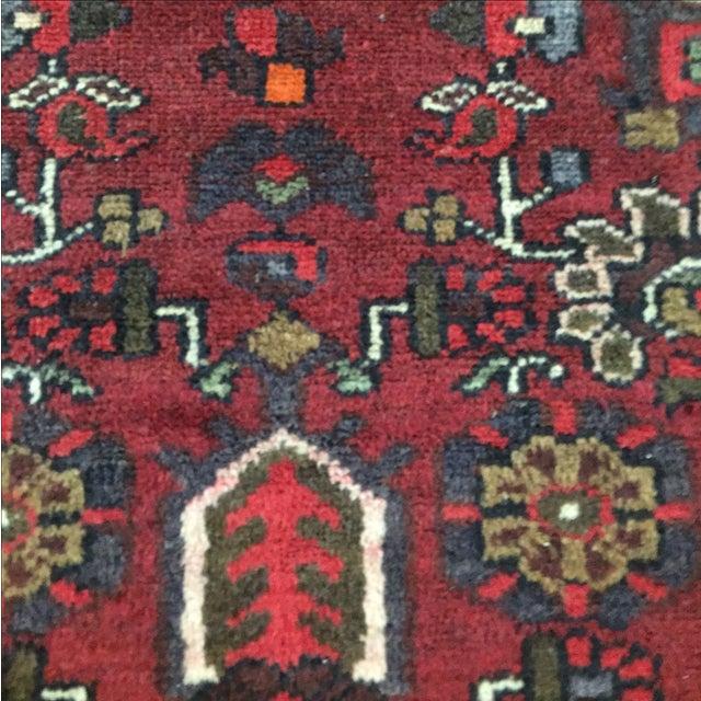 Shiraz Persian Rug - 3′2″ × 4′5″ - Image 9 of 9