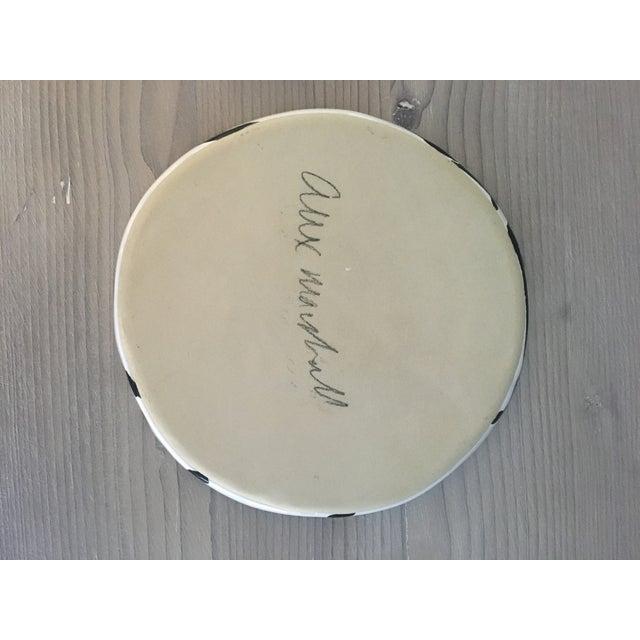 Alex Marshall Pottery Salad Plates - Set of 4 - Image 5 of 6