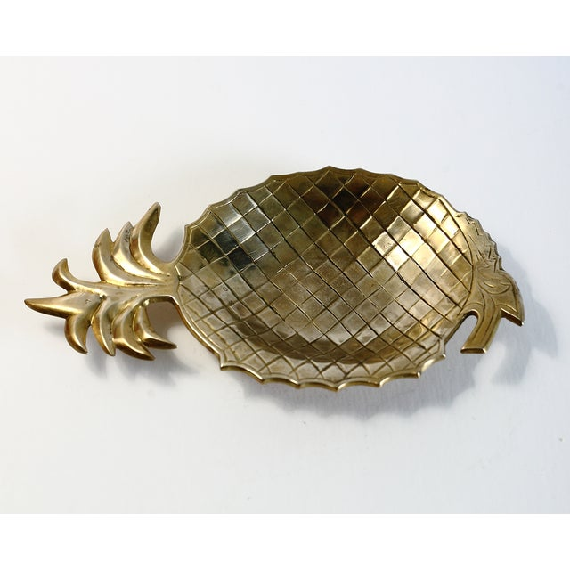 Brass Pineapple Catchall - Image 3 of 5