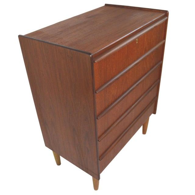 Danish Modern Teak Dresser - Image 3 of 7