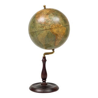 9 Inch Philips Desk Globe