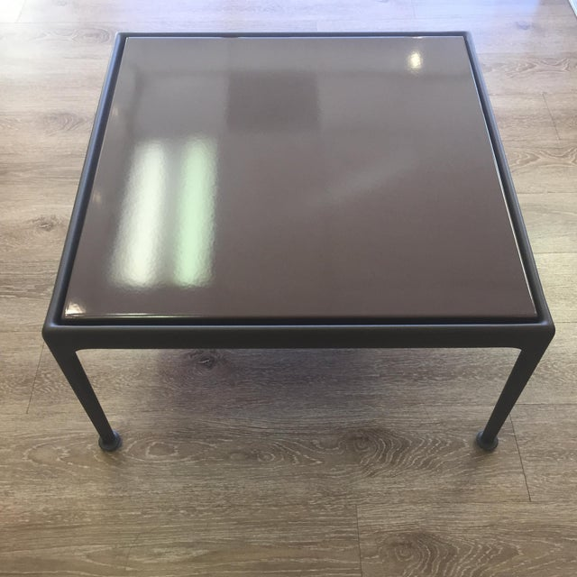 1966 Collection Richard Schultz Custom Colored Table - Image 5 of 8