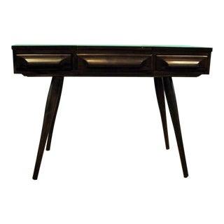 Mid Century Desk-Vanity by Franklin Shockey