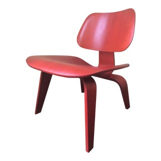 Eames LCW Red Chair