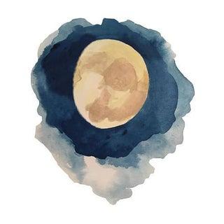 Moon Series- Waxing Gibbous