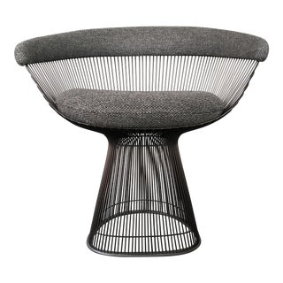 Warren Platner for Knoll Steel Wire Arm Chair