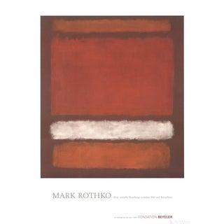 """Mark Rothko """"No. 7"""" Poster"""