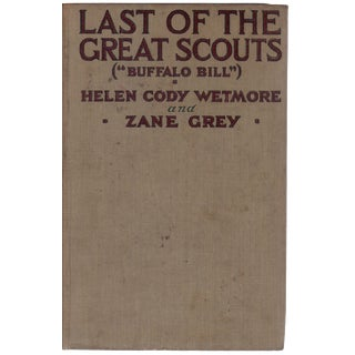 Last of the Great Scouts (Buffalo Bill)